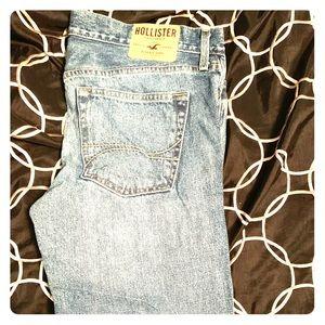 Men denim Hollister jeans